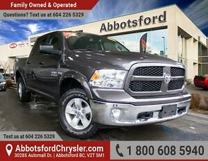 2016 RAM 1500 SLT Outdoorsman w/ Backup Camera