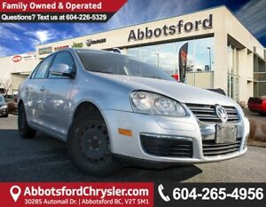 2010 Volkswagen Jetta 2.5L Comfortline LOCALLY OWNED!