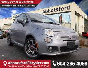 2015 Fiat 500 Sport #1 VALUE RANK IN BC