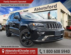 2016 Jeep Grand Cherokee Overland Autographed by Bo Horvat!