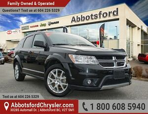 2013 Dodge Journey SXT/Crew w/ Navigation & Backup Camera