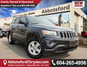 2015 Jeep Grand Cherokee Laredo LOCALLY OWNED!