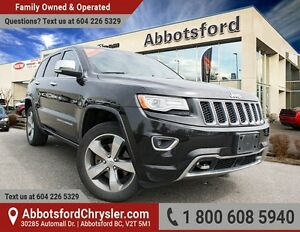 2014 Jeep Grand Cherokee Overland Eco Diesel!