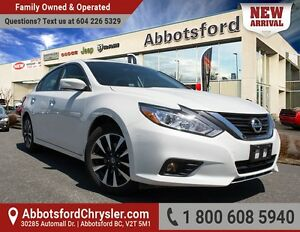 2016 Nissan Altima 2.5 SV One Owner, Accident Free!