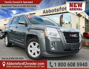 2012 GMC Terrain SLE-1 LOCALLY OWNED!