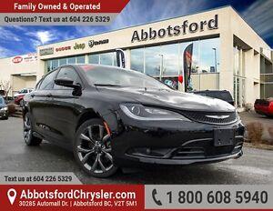 2016 Chrysler 200 S Ex Demo