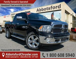 2013 RAM 1500 SLT w/ Remote Start & Backup Camera