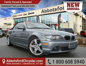 2004 BMW 325 ci Convertible, Automatic w/ Leather