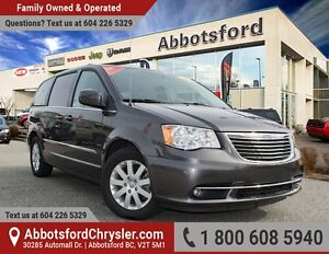 2016 Chrysler Town & Country Touring Power Sliding Doors & Li...