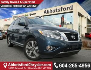 2016 Nissan Pathfinder Platinum *ACCIDENT FREE* *LOCALLY DRIVEN*