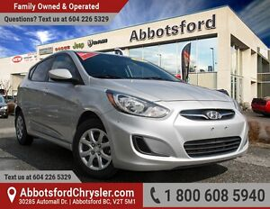 2013 Hyundai Accent GLS One Owner & Accident Free