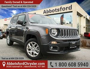 2016 Jeep Renegade North X-DEMO