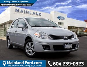2007 Nissan Versa 1.8SL NO ACCIDENTS, LOCAL, ONE OWNER