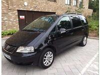 2007 Volkswagen Sharan 1.9 TDI 115 AUTO 7 Seater 5 Doors