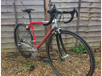 Bianchi Eros racing men's bike bicycle, original Campagnolo parts in great working condition
