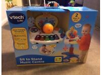 VTech Sit to Stand Music Centre (NEW)