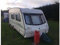 Abbey Vogue 417 GTS 4 berth caravan