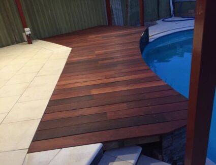 Timber decking and patio repairs and maintenance and new builds
