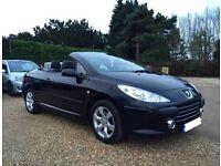 Peugeot 307 CC 1.6 16v 2dr