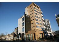 Haggerston E8. Light, Spacious & Modern 2 Bed 2 Bath Furnished Flat in New Build near Station