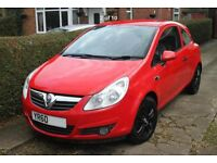 2010 Vauxhall Corsa Energy 1.0L Cheap insurance and tax