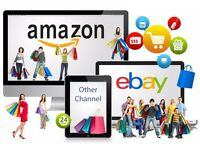 eCommerece sales Assistant For eBay , Rakuten, Amazon , website. APPLY NOW