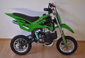 Brand New 49cc Mini Dirt Trail Bike Pit Bike Racing Motorbike Ellenbrook Swan Area Preview