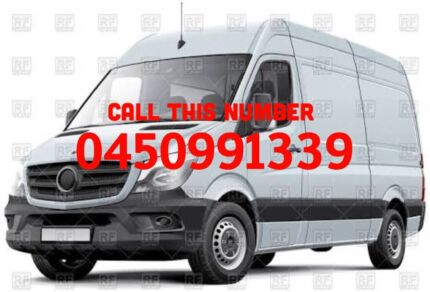Man and van furniture delivery service