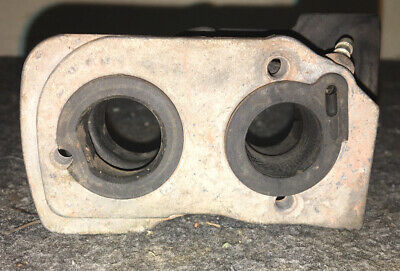 Stihl Ts420 420 Fuel Intake Carb Manifold Cut Off Saw Chop Used Oem
