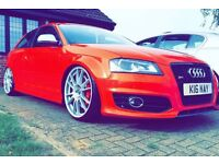 MODIFIED AUDI S3