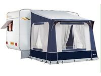 Caravan midi awning. Great condition.