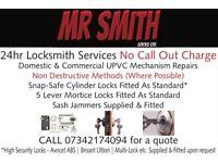 Locksmith - Mr Smith Locks LTD