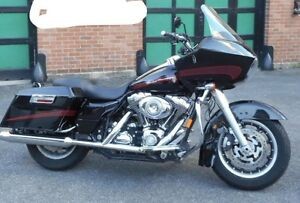 2008 Harley-Davidson Road Glide Low Mile Bike... 6 speed trans