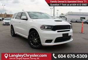 2018 Dodge Durango R/T <B>*LOCAL *NO ACCIDENTS *SINGLE OWNER<B>