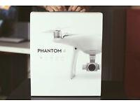 DJI Phantom 4 4K Drone *Mint Condition* Boxed + EXTRAS