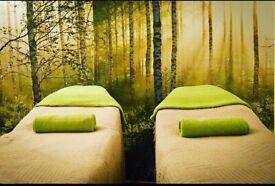 Relaxing massage 🌺