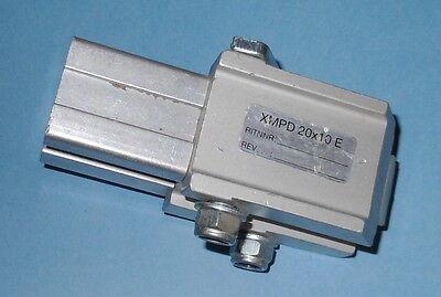 Festo - Part Xmpd 20x10 E Pneumatic Stop W A Part Adv-20-10-a Piston