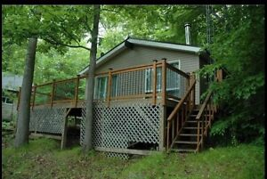 Cottage for rent on Opinicon Lake