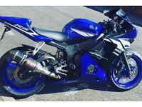 Yamaha r6 5sl