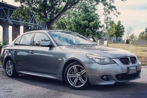 BMW 535XI M package