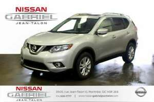 2015 Nissan Rogue SV AWD AWD + CAMERA + RADIO SATELLITE
