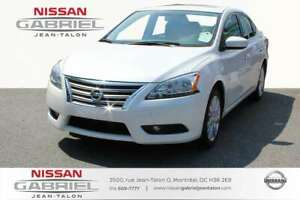 2015 Nissan Sentra SL GPS + CAMERA + BLUETOOTH