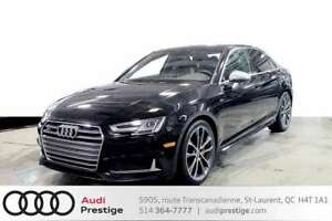2018 Audi S4 PROGRESSIV RED CALIPERS / NAVIGATION / KEYLESS /