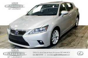 2014 Lexus CT 200h *TOURING* ~~Features on the CT200h include 16