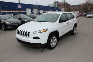 2015 Jeep Cherokee SPORT TRES BAS KM CAMÉRA+SIEGES CHAUFF