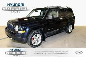 2011 Jeep Patriot Latitude CUIR - DEMAREUR A DISTANCE