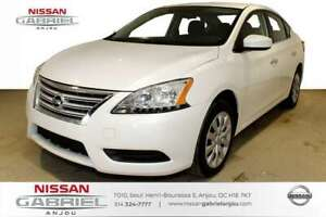 2015 Nissan Sentra 1.8 S AUTOMATIC+LOW KM!!!