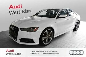 2016 Audi A6 3.0T TECHNIK S-LINE, SUSPENSION SPORT //