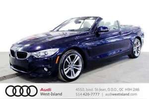 2014 BMW 4-Series 428ix Convertible * NAVIGATION * BACK UP CAM *