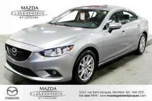 2015 Mazda Mazda6 GS-L +BLUETOOTH+CRUISE+CAMERA DE RECUL